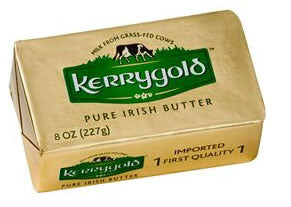 Kerrygold Butter, Pure Irish - 8 Ounces