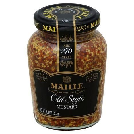 Maille Mustard, Old Style - 7.3 Ounces