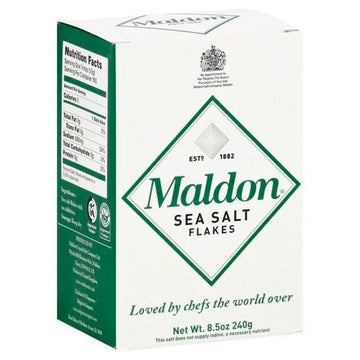 Maldon Sea Salt, Flakes - 8.5 Ounces
