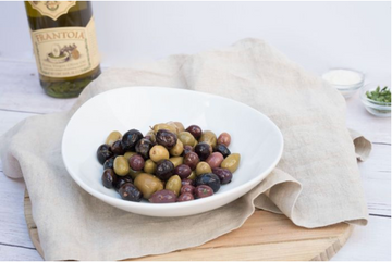 Mediterranean Mixed Olives