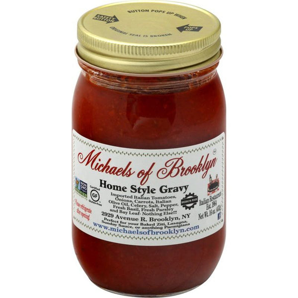 Michael's of Brooklyn - Homestyle Gravy 16oz