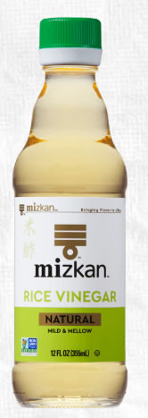 Mizkan Vinegar, Rice - 12 Ounces