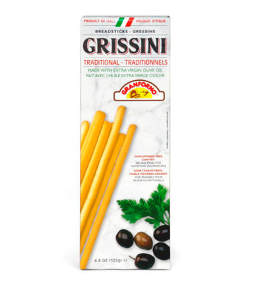 Granforno Breadstick - Olive Oil Traditional 4.4oz