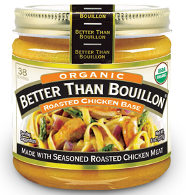 Organic Better Than Bouillon® Roasted Chicken Base