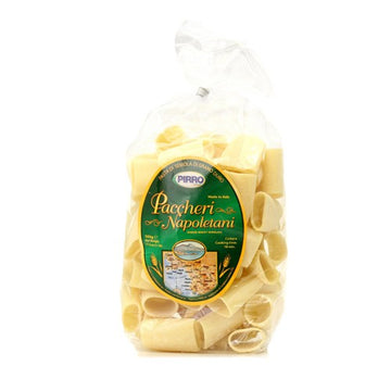 Pirro Dried Paccheri Pasta 17.6oz