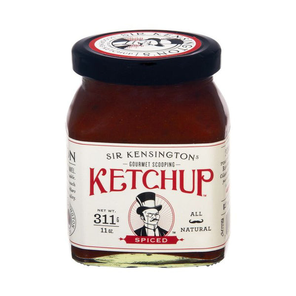 Sir Kensington's Gourmet Scooping All Natural Spiced Ketchup 11 oz