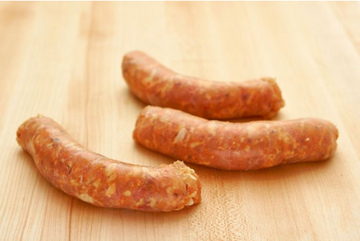 Spicy Chicken Sausages W/ Crushed Hot Pepper & Fresh Spices