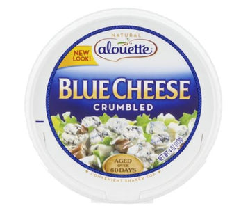 Alouette Cheese, Crumbled, Blue - 4 Ounces