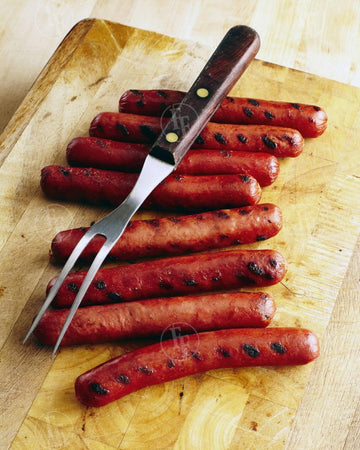 Fossil Farms Bison Skinless Hot Dogs 8 EA @ 2oz