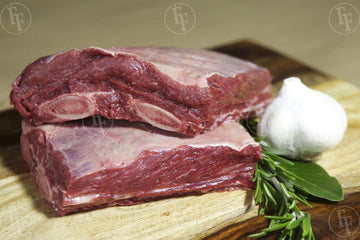 Fossil Farms Bison Short Ribs