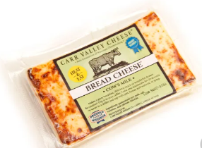 Carr Valley Bread Cheese 10oz