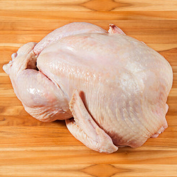 Capon Chicken, Whole