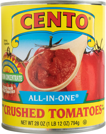 Cento All-In-One Crushed Tomatoes 28oz