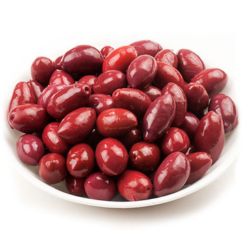 Whole Cerignola Red Olives