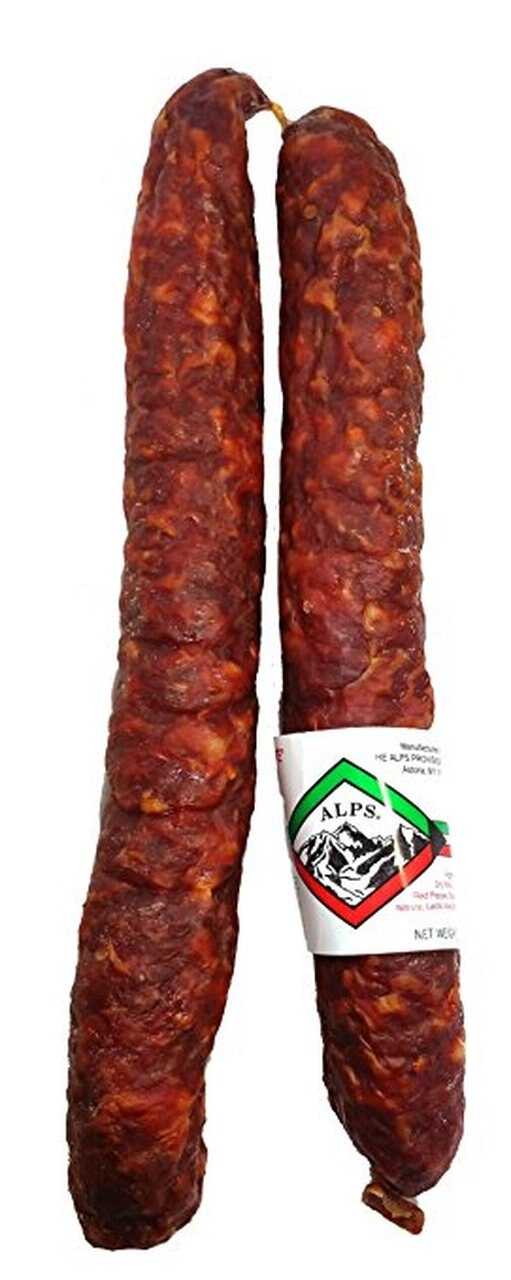 Alps Sweet Dry Sausage (sliced)