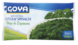 Goya Cut Leaf Spinach