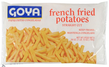 Goya French Fried Potatoes, 28 oz