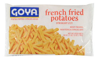 Goya Straight Cut French Fried Potatoes