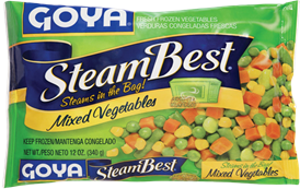 Goya Mixed Vegetables Steam Best