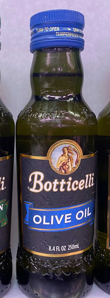 Monthly Special! Botticelli Olive Oil 8.4oz