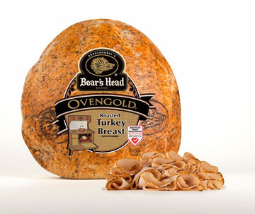 Boar's Head OvenGold Roasted Turkey Breast