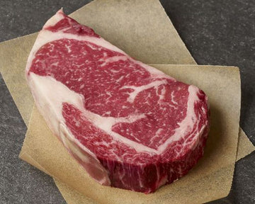 USDA Choice Dry Aged Rib Steak