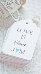 Love is Sweet Gift Tags