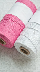 Baker's Twine - Hot Pink