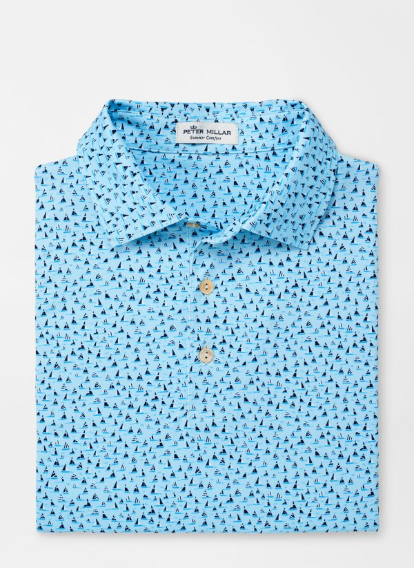 Ridley Sailboat Performance Polo
