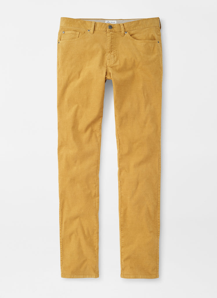 Superior Soft Corduroy Five-Pocket Pant Fall20