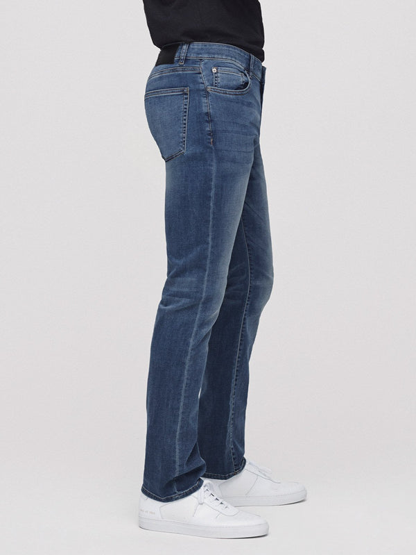 Russell Slim Straight Denim in Bungalow