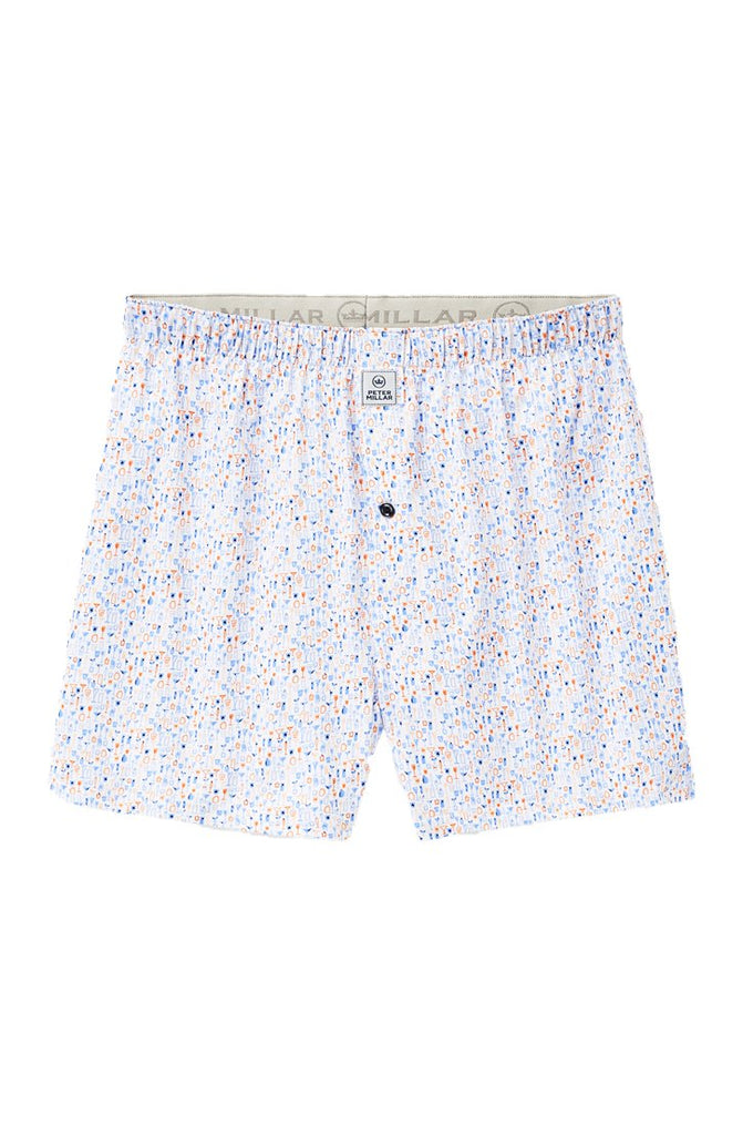 Cocktail Print Boxer