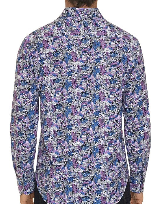 Palm Jungle Sport Shirt