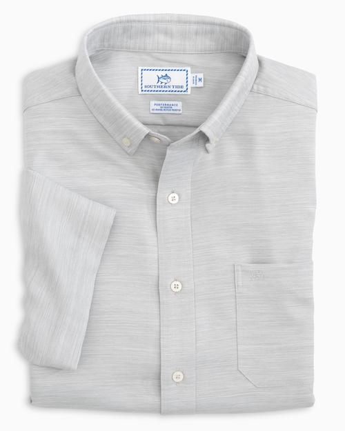 Recycled Sea Cloth Short Sleeve Shirt