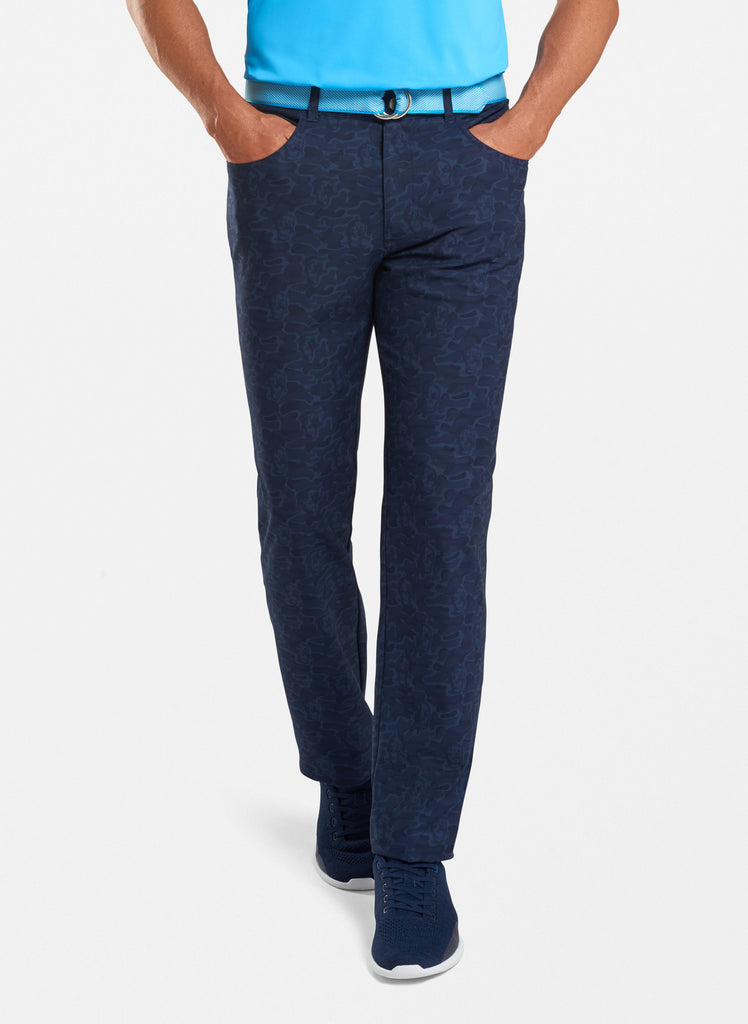 Carrboro Performance Five-Pocket Pant