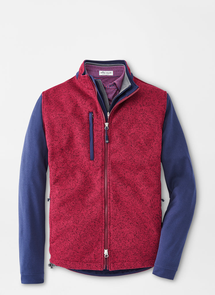 Condor Sweater Fleece Vest