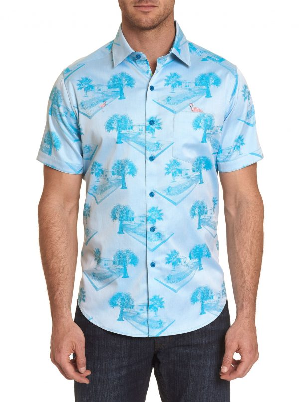 Pool Party Short Sleeve Shirt