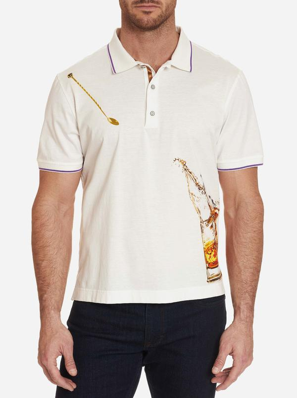 Skull On The Rocks Polo