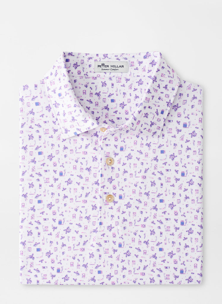 Gentry Performance Jersey Polo