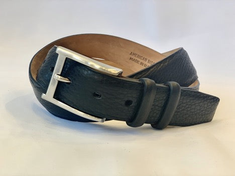 Solid Bison Belt