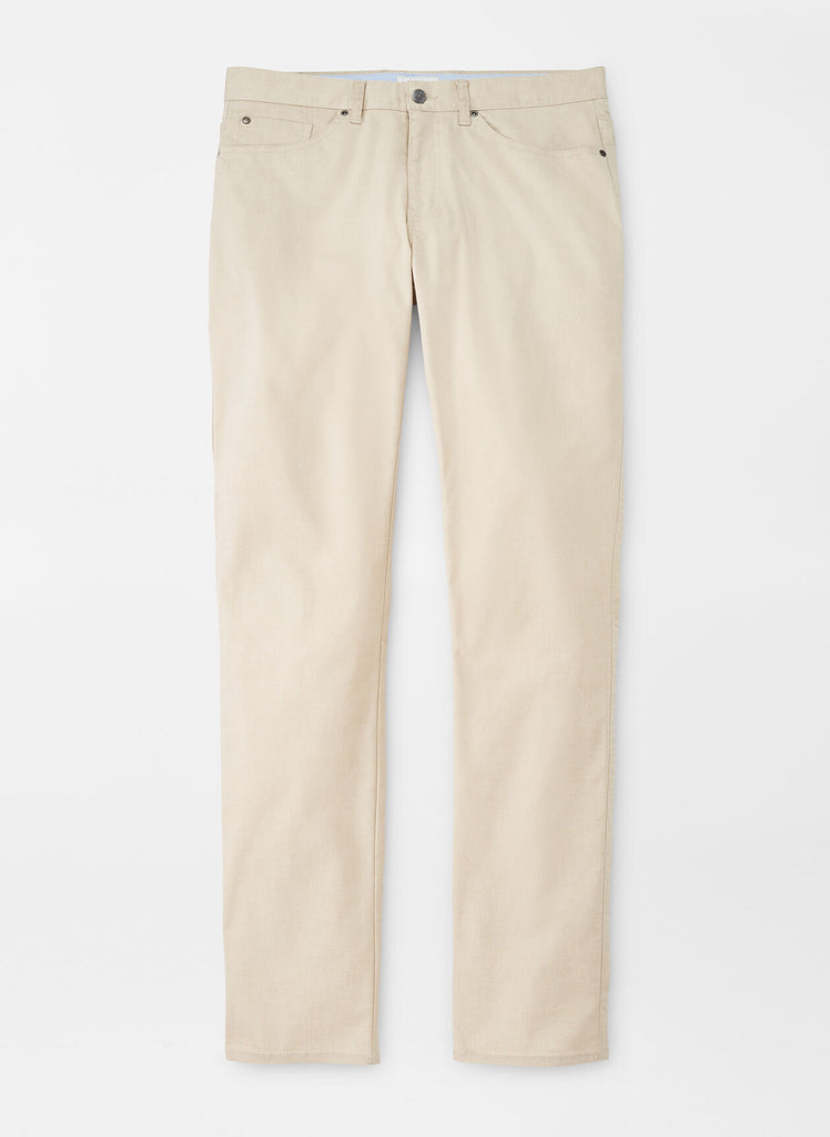Crown Comfort Poplin Five-Pocket Pant