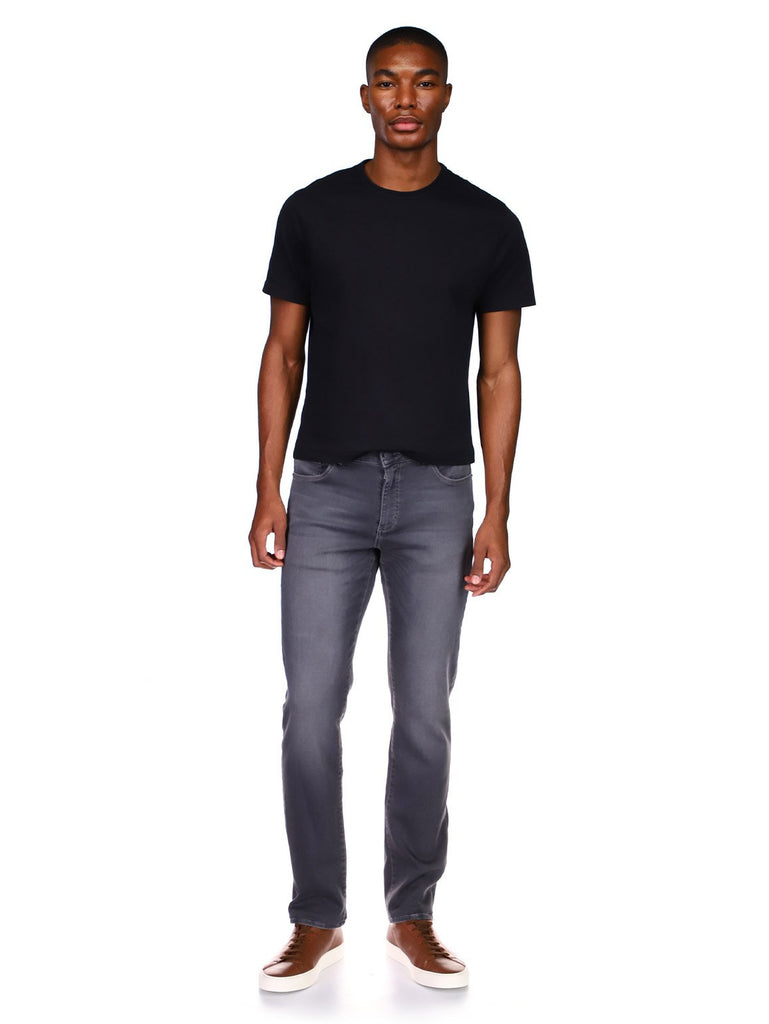 Nick Slim Denim in Starship Grey