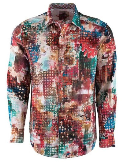 Utopia Multicolor Sport Shirt
