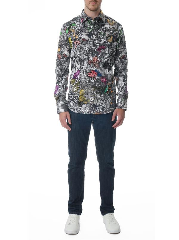 Into the Jungle Sport Shirt