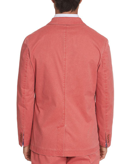 Robert Graham Rally Jacket in Coral