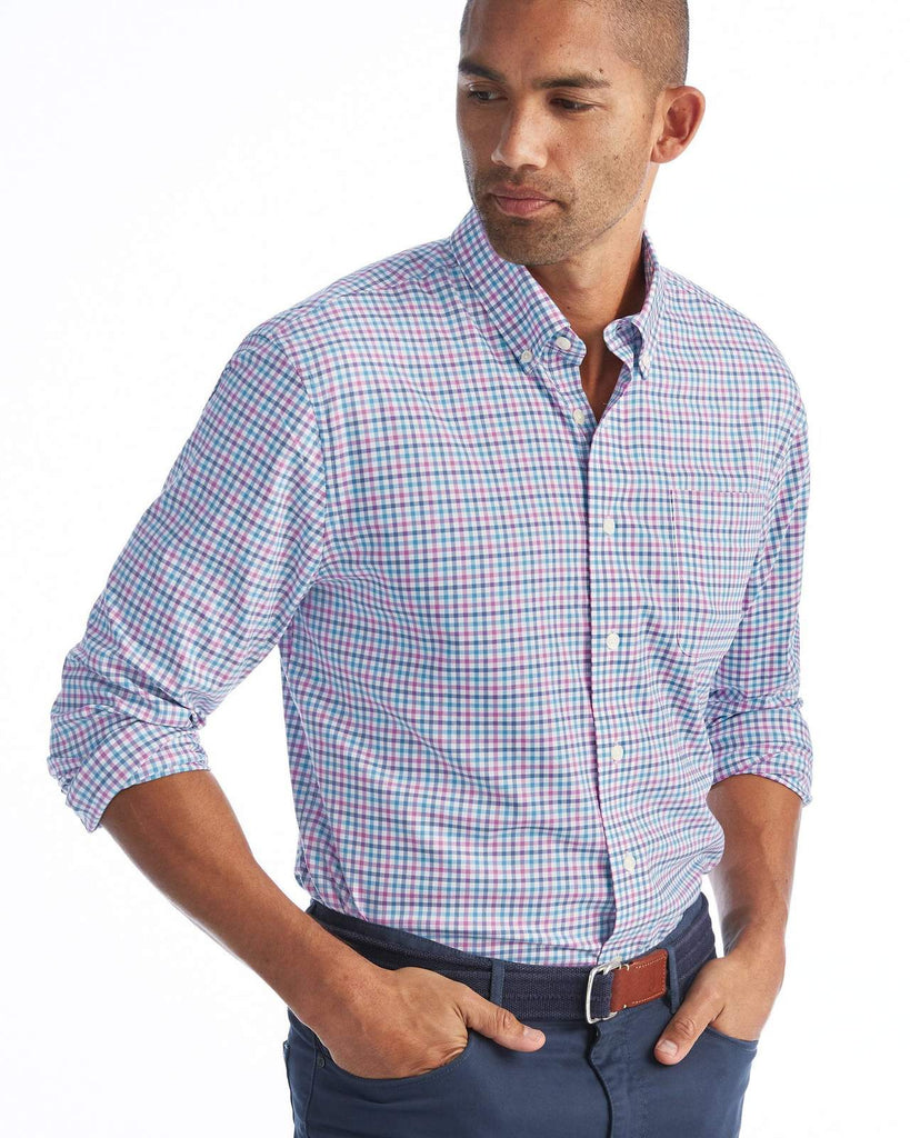 Stan PREP-FORMANCE Button Down Shirt