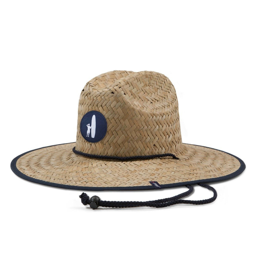 Lifeguard Straw Hat