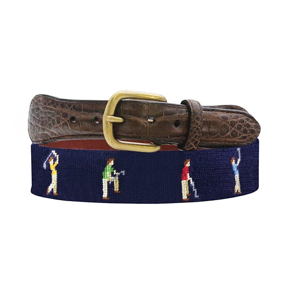Mulligan Crocodile Belt