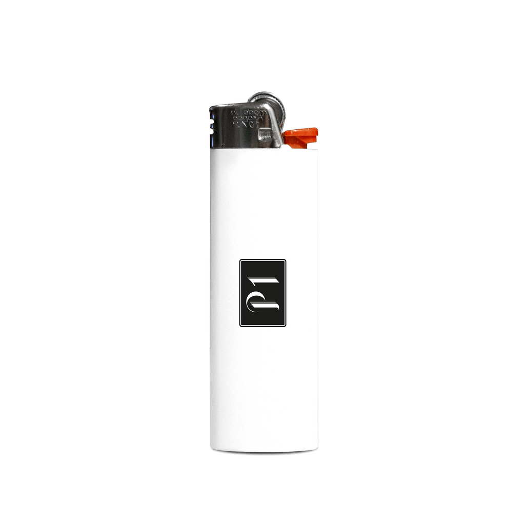 P1 Lighter Logo