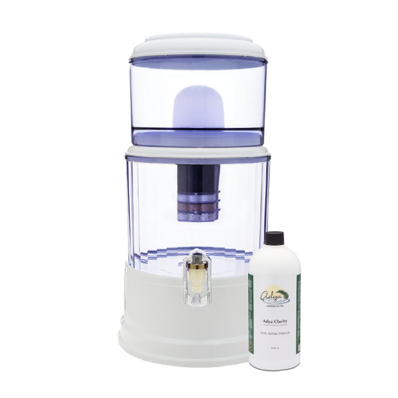 Adya Water Filter System Pack